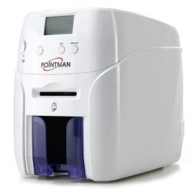 Pointman Nuvia Color ID Card Printer