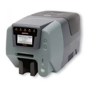 Pointman TP-9200 Color ID Card Printer